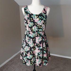 Voom by Joy Han Flare Dress